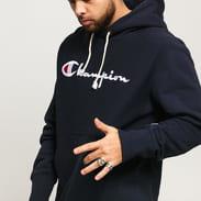 Champion Hooded Sweatshhirt nava