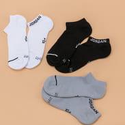 Jordan U J Everyday Max NS 3er-Pack schwarz / weiß / grau