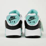 Nike Air Max 90 particle grey / hyper turquoise - black