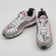 Nike Air Max 98 particle grey / track red