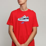 Nike M NSW Air AM90 Tee červené