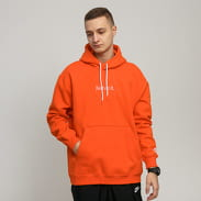 Nike M NSW JDI Hoodie PO Fleece oranžová
