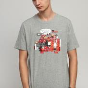 Nike M NSW Tee Sneaker Culture 7 melange šedé