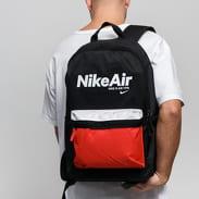Nike NK Heritage Backpack - 2.0 NKAIR černý / červený / bílý
