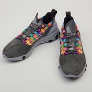 Nike React Sertu iron grey / black - lt smoke grey