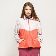 Nike W NSW WR Jacket oranžová / světle fialová