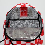 The Herschel Supply CO. Coca-Cola Classic XL bílý / červený