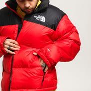 The North Face M 1996 Retro Nuptse Jacket světle červená / černá