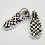 Vans Classic Slip-On (big check) black / navy