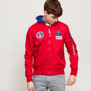 Alpha Industries MA-1 TT Hood NASA