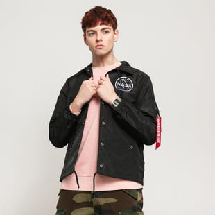 Alpha Industries NASA Coach Jacket