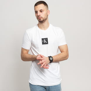 CALVIN KLEIN JEANS M Center Monogram Box Tee