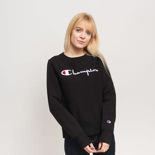 Champion Reverse Weave Big Script Crew Sweat