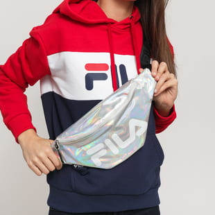 Fila Waist Bag Slim Holographic