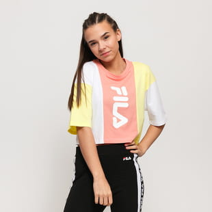 Fila Women Bai Cropped Tee