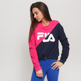 Fila Women Banji Cropped Crew Sweat