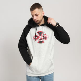 INDEPENDENT Streamer Raglan Hood