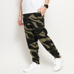 Jordan M J Jumpman Fleece Camo Pant
