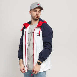 TOMMY JEANS M Colorblock Zipthrough Jacket