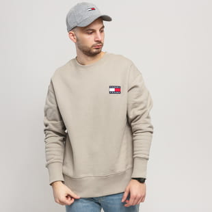 TOMMY JEANS M Tommy Badge Crew