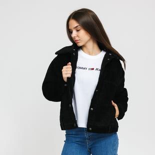 Urban Classics Ladies Oversized Corduroy Sherpa Jacket
