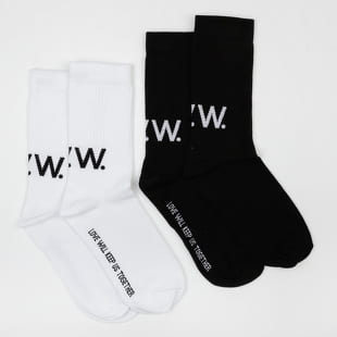 WOOD WOOD Gail 2Pack Socks