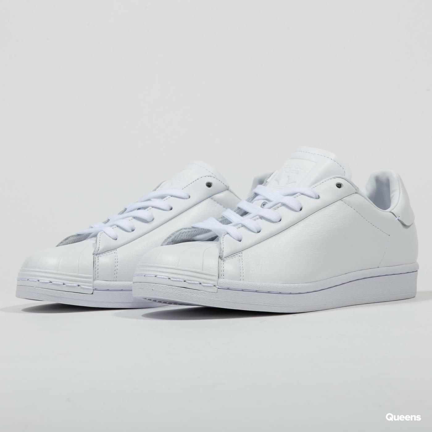 adidas superstar pure white