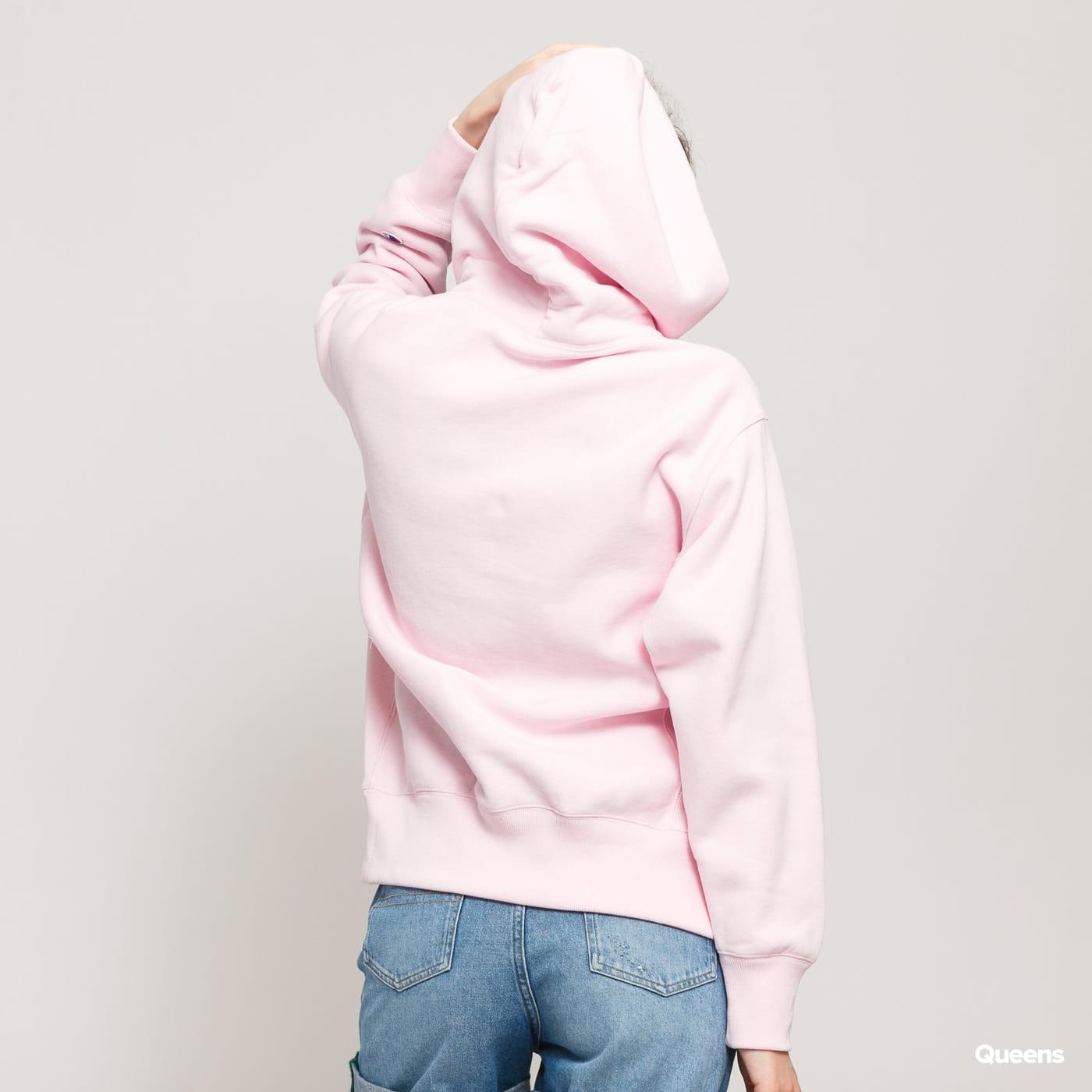 Champion Hooded Sweatshirt růžová