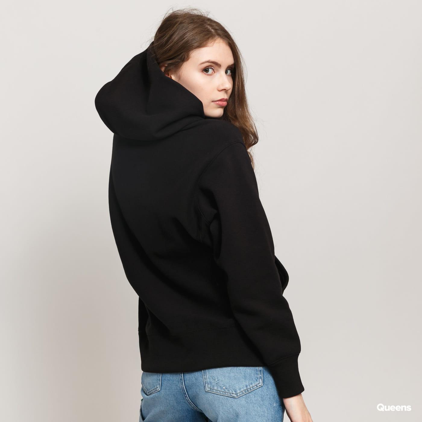 Champion Hooded Sweatshirt černá