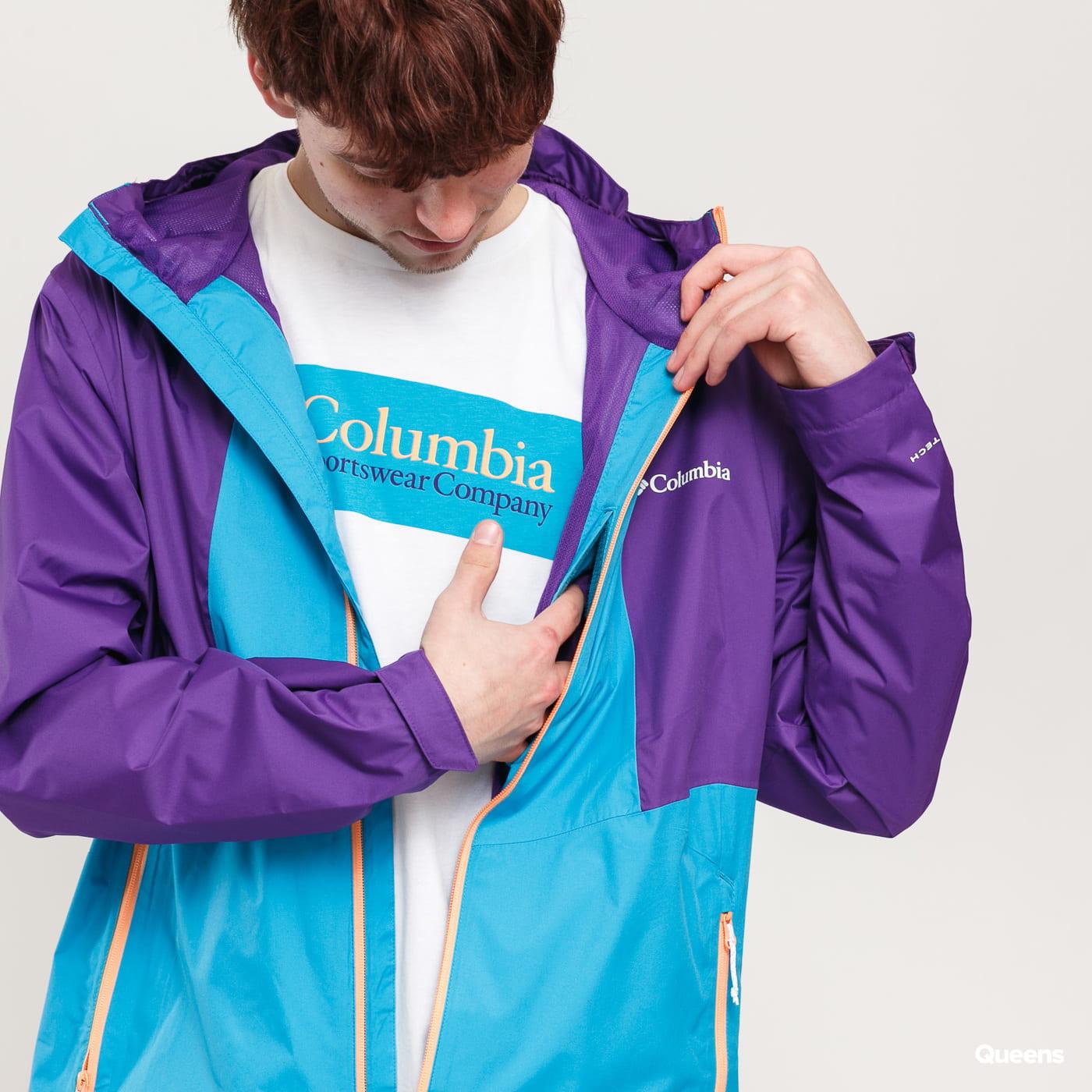 Columbia Inner Limits II Jacket lila / türkis