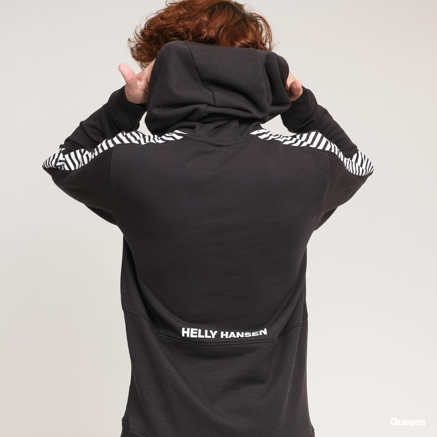 Helly Hansen Active Hoodie tmavě šedá
