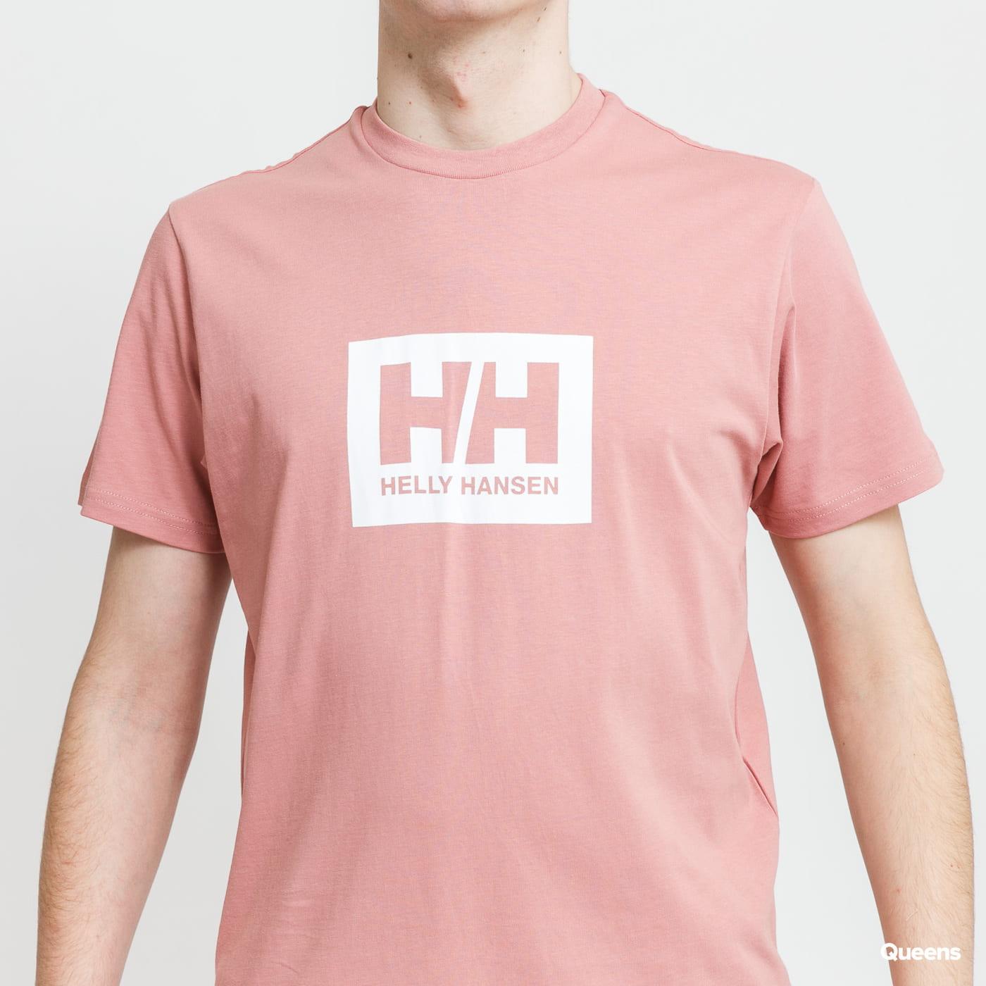 Helly Hansen Tokyo T-Shirt dunkelrosa