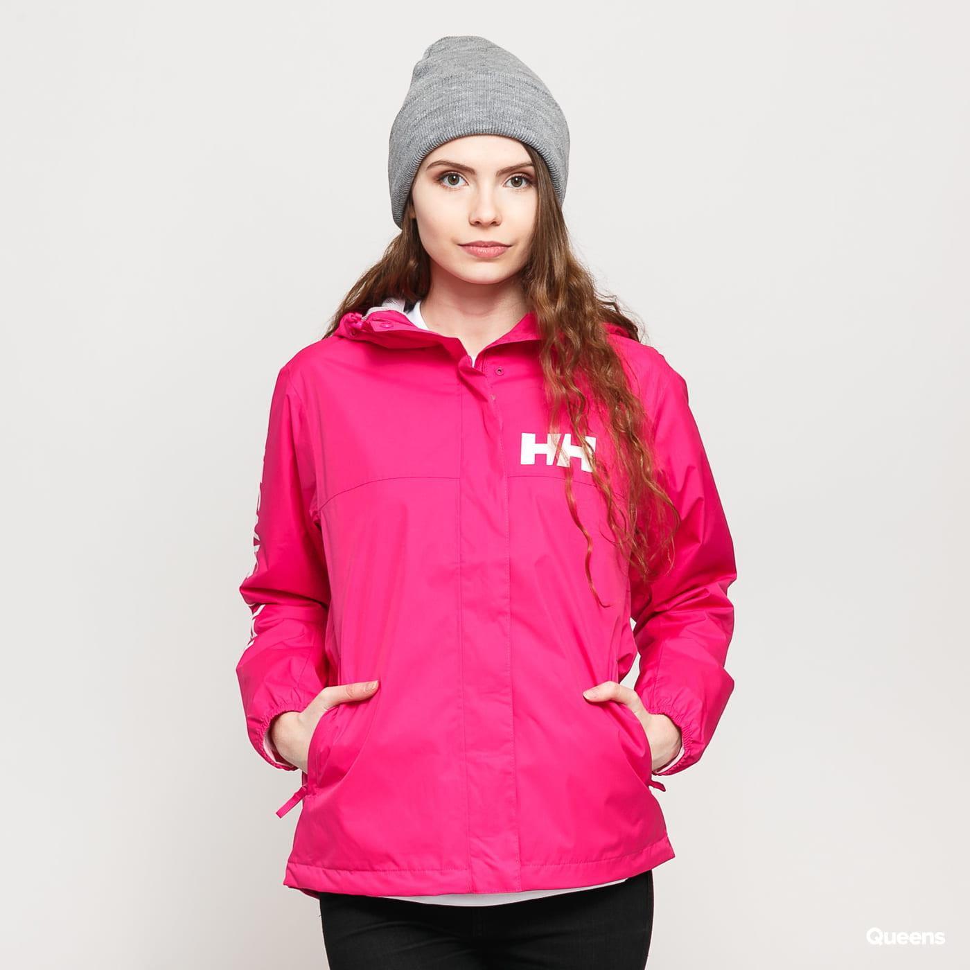 Helly Hansen W Ervik Jacket dark pink