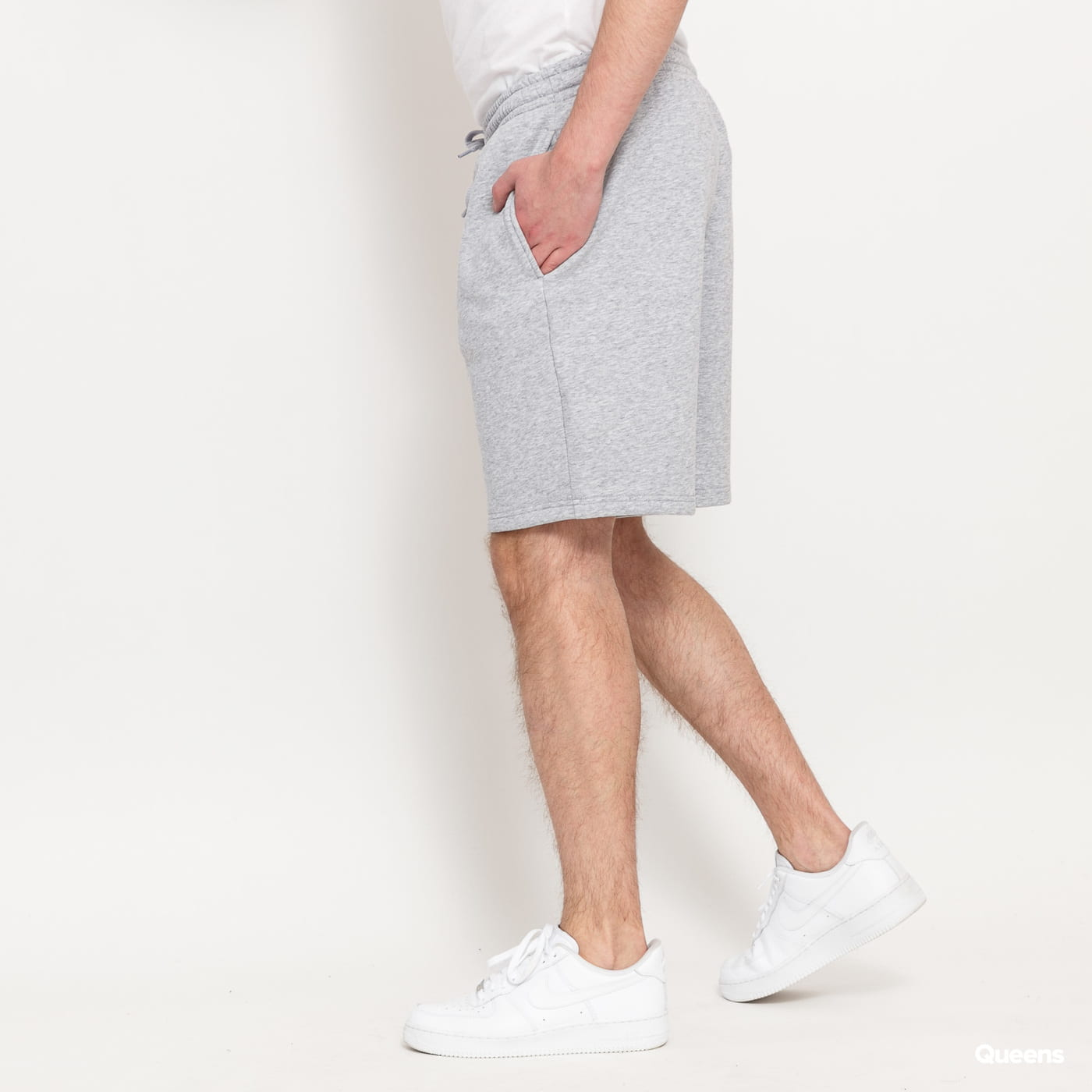 LACOSTE Men's Pocket Shorts melange šedé
