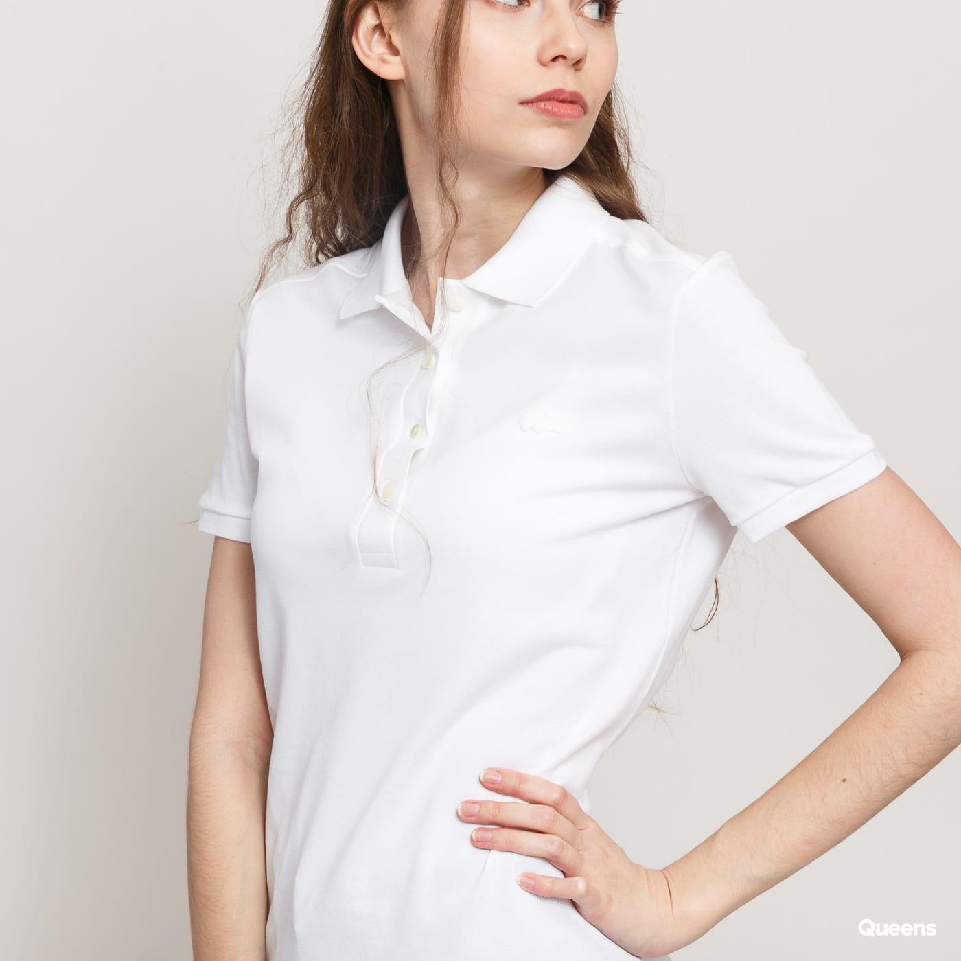 LACOSTE Women's Polo T-Shirt blau / türkis