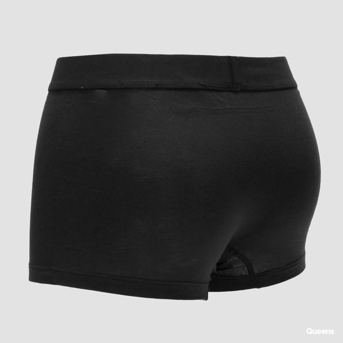 Levi's ® 2 Pack Solid Basic Trunk černé / bílé