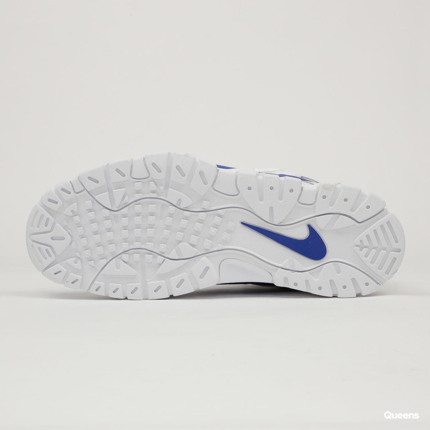 Nike Air Barrage Low white / hyper blue