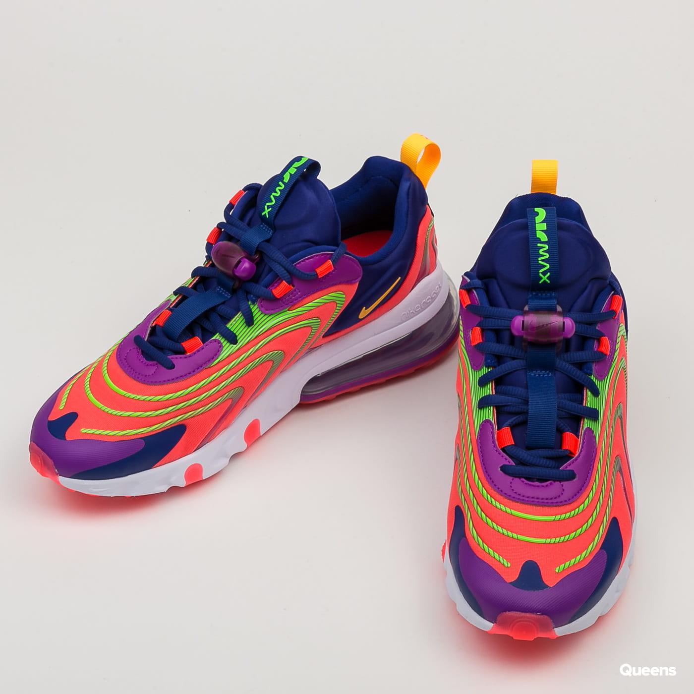 Nike Air Max 270 React ENG laser crimson / laser orange