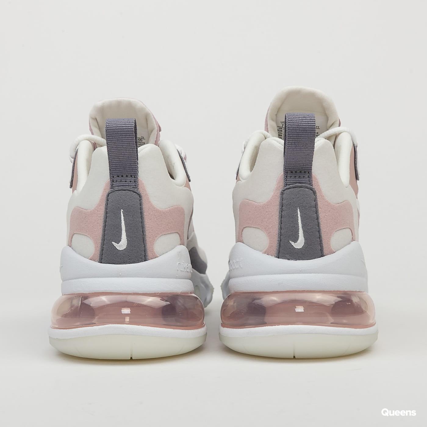 Nike W Air Max 270 React plum chalk / summit white