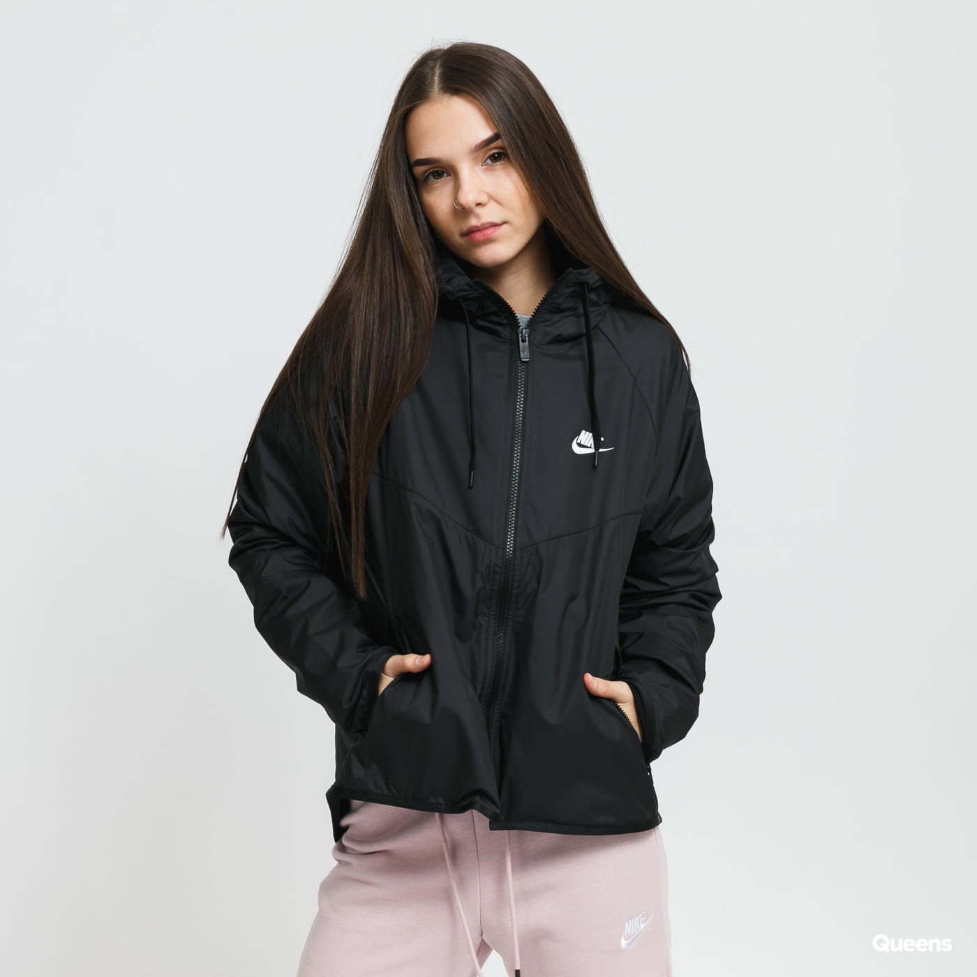 Nike W NSW WR Jacket black