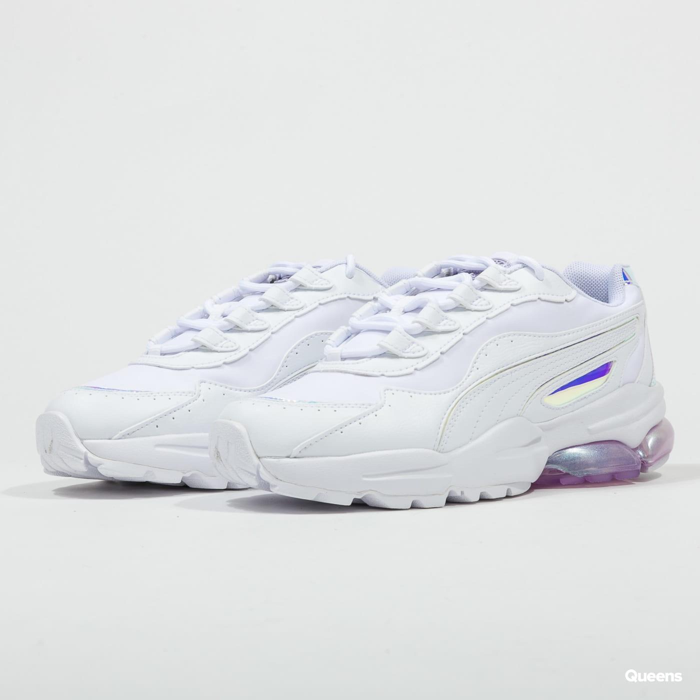 Puma Cell Steliar Glow Wn's puma white - purple heather