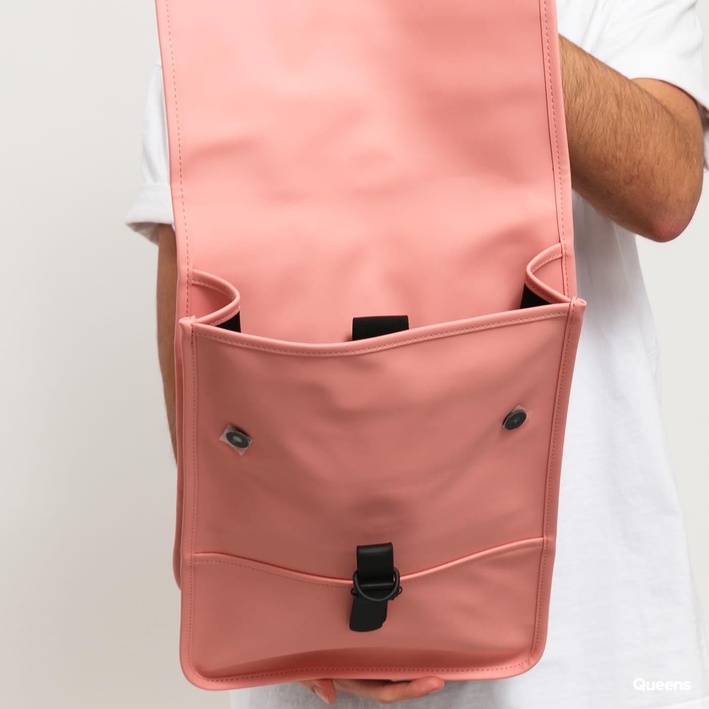 Rains Backpack Mini ružový