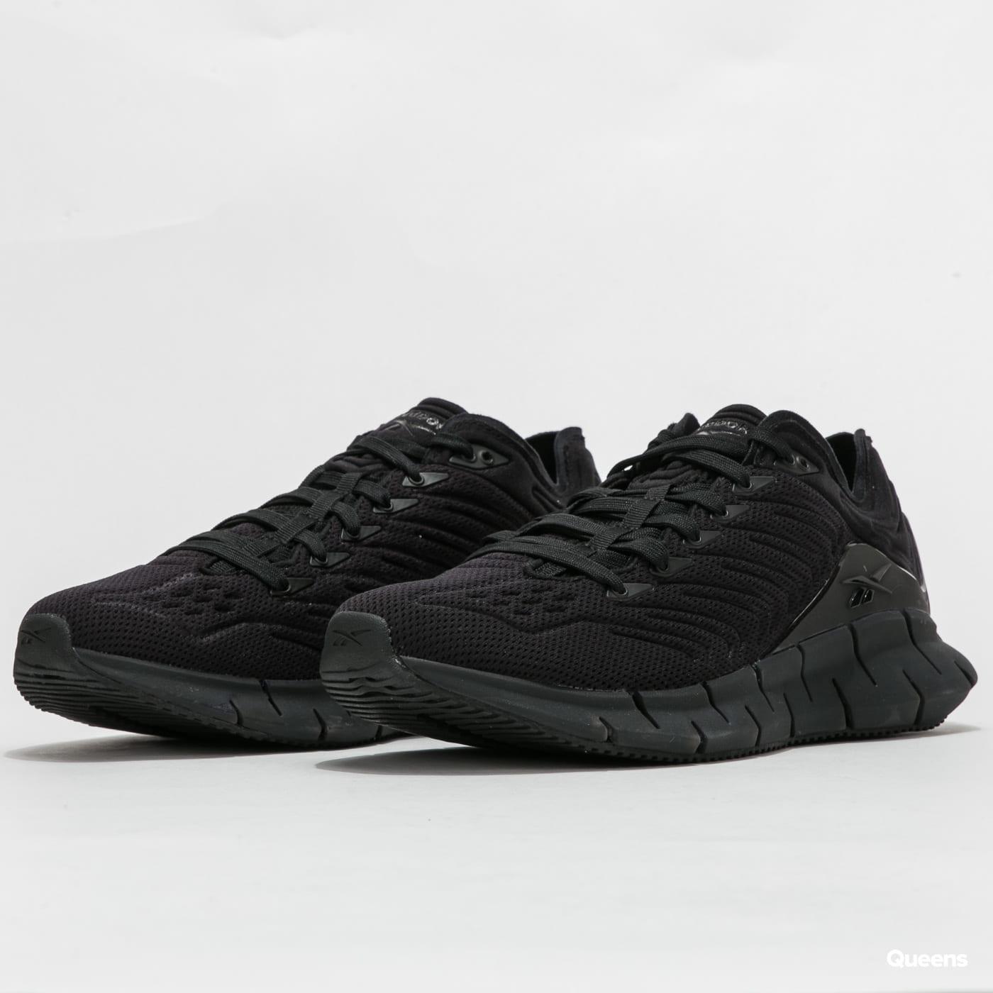 En segundo lugar obra maestra Agresivo  Sneakers Reebok Zig Kinetica black / black / trugr7 (EH1722 ...