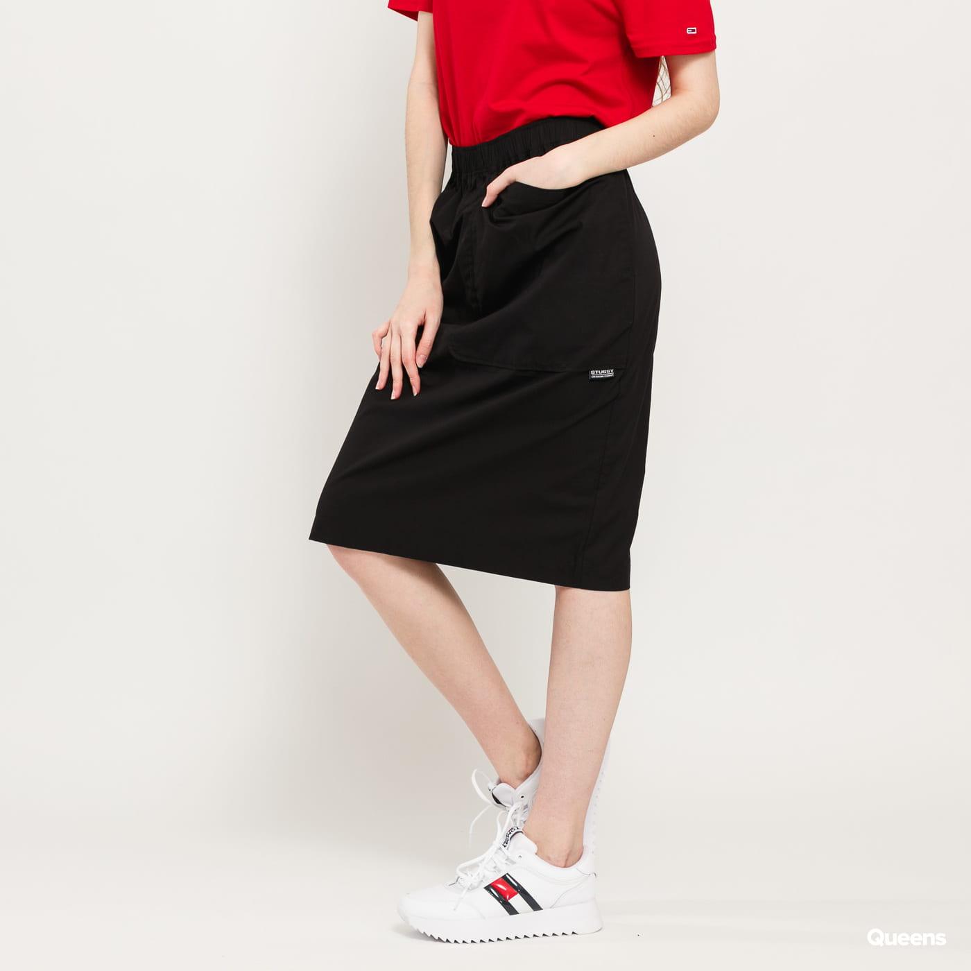 Stüssy Bag Skirt black