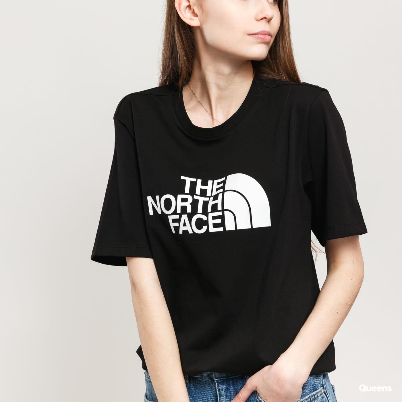 The North Face W BF Easy Tee černé