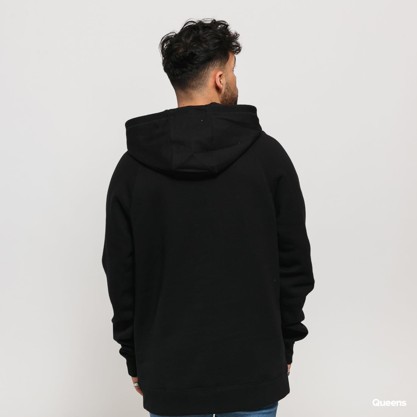 Vans MN Versa Standard Hoodie schwarz
