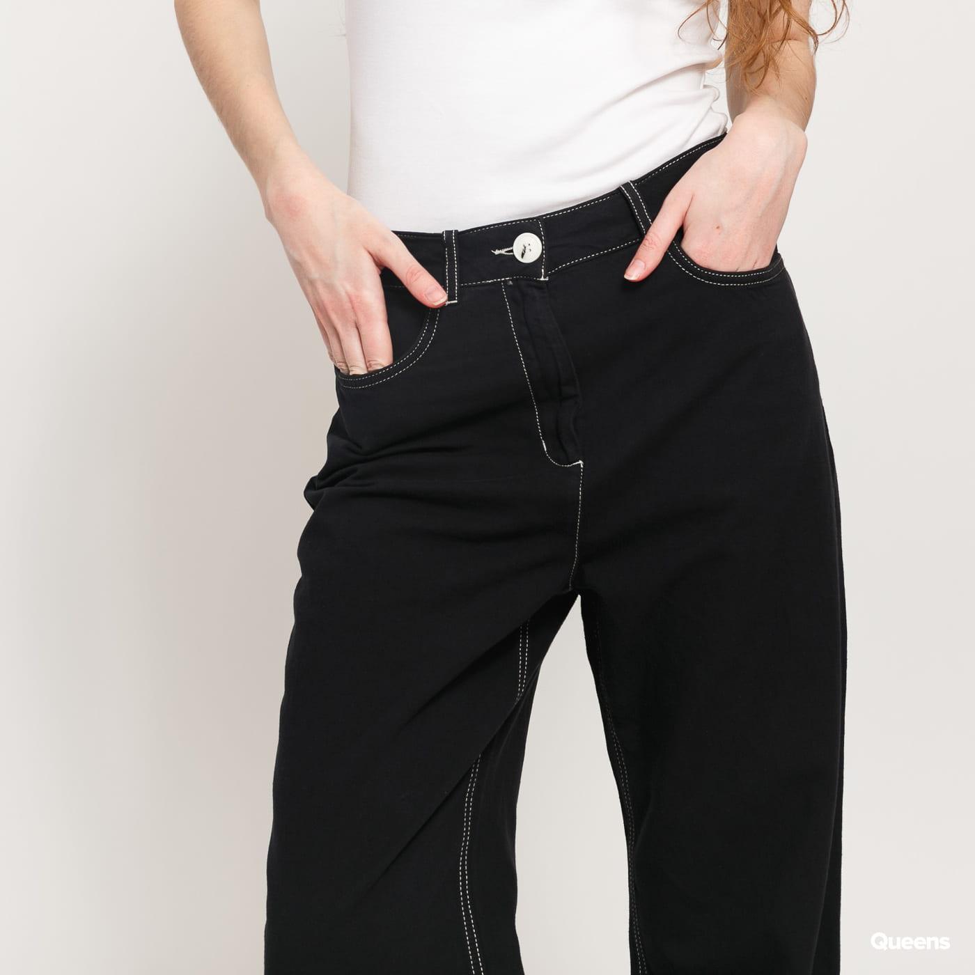 WOOD WOOD Althea Trousers black