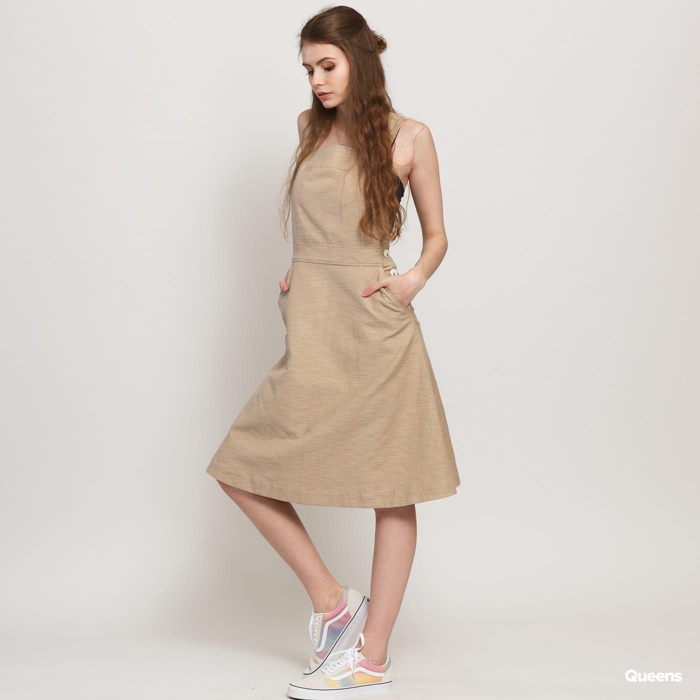 WOOD WOOD Elina Dress béžové