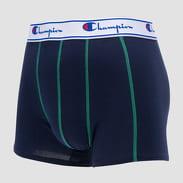Champion Boxery Leg Mix 3er-Pack grau / navy / blau
