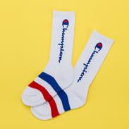 Champion Rochester Crew Sock bílé